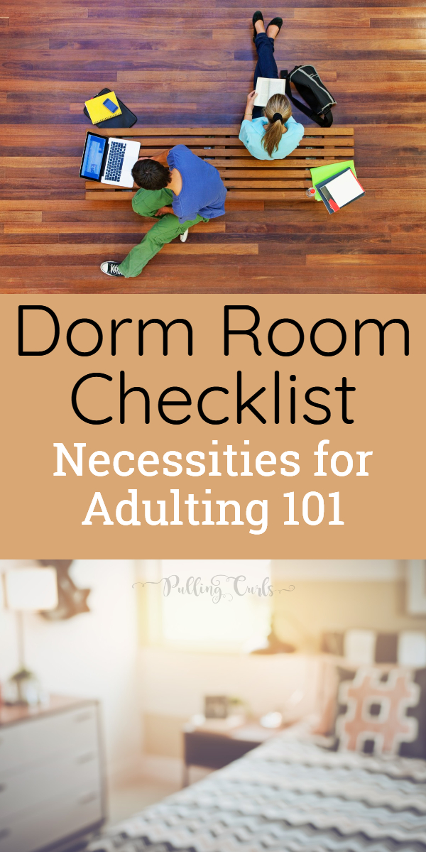 This dorm room checklist gifts you a list of necessities for college-bound freshman students. I will even give you a PDF printable checklist to mark off as you go. via @pullingcurls