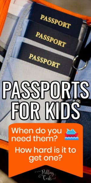 passports in a wallet