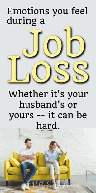 losing your job