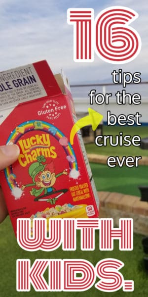 lucky charms on a cruise
