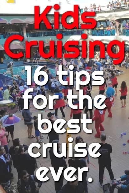 cruising with kids