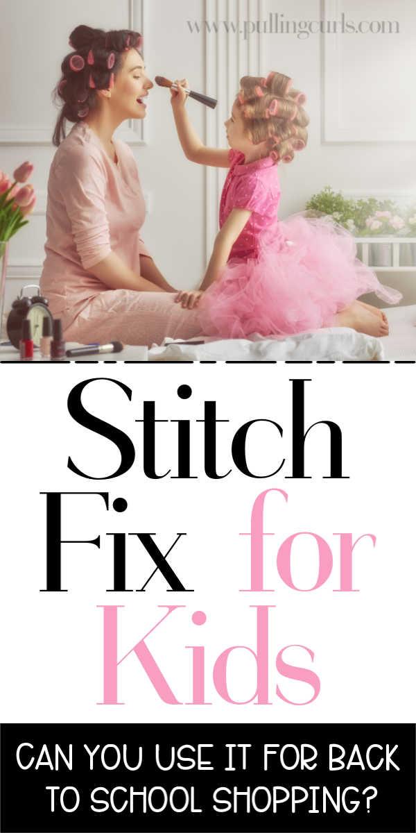 Tween Kids Stitch Fix Review:  A subscription box for modest tween girls via @pullingcurls
