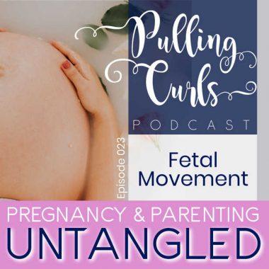 Fetal Movement & Kick Counts — PCP 023