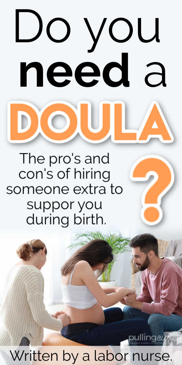 Do you really need a doula? How do they improve birth outcomes? via @pullingcurls