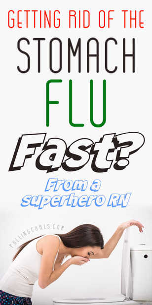How do you get over the stomach flu fast? via @pullingcurls