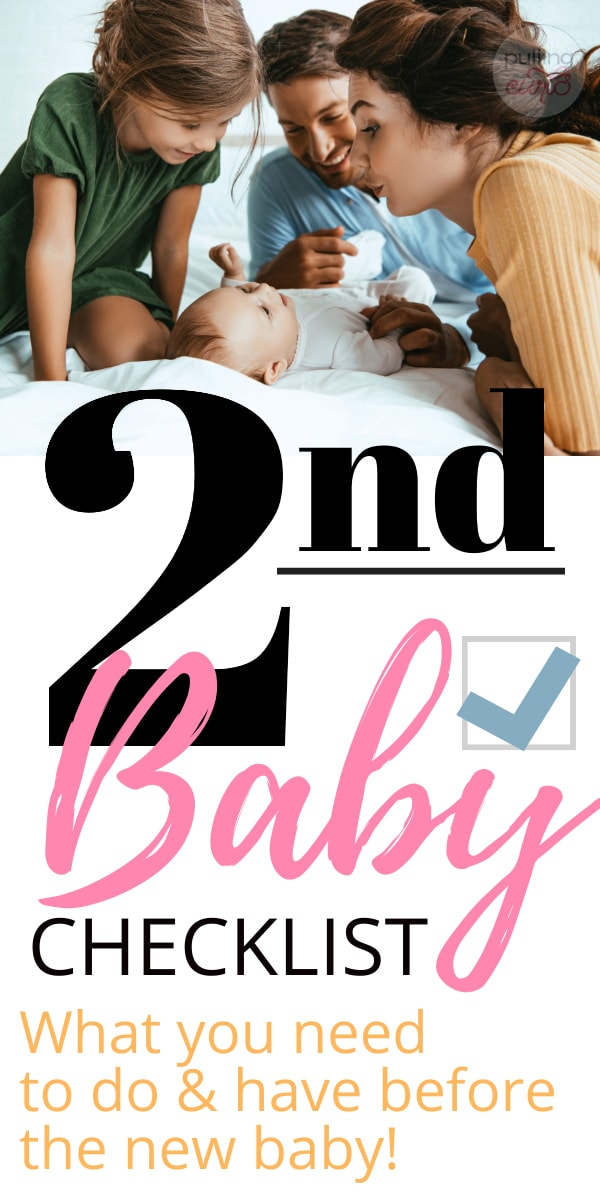 Having your second child brings a whole new world of problems into your house. Here's a checklist of things to start doing and thinking about before you add more feet! #secondbaby #babyprep via @pullingcurls
