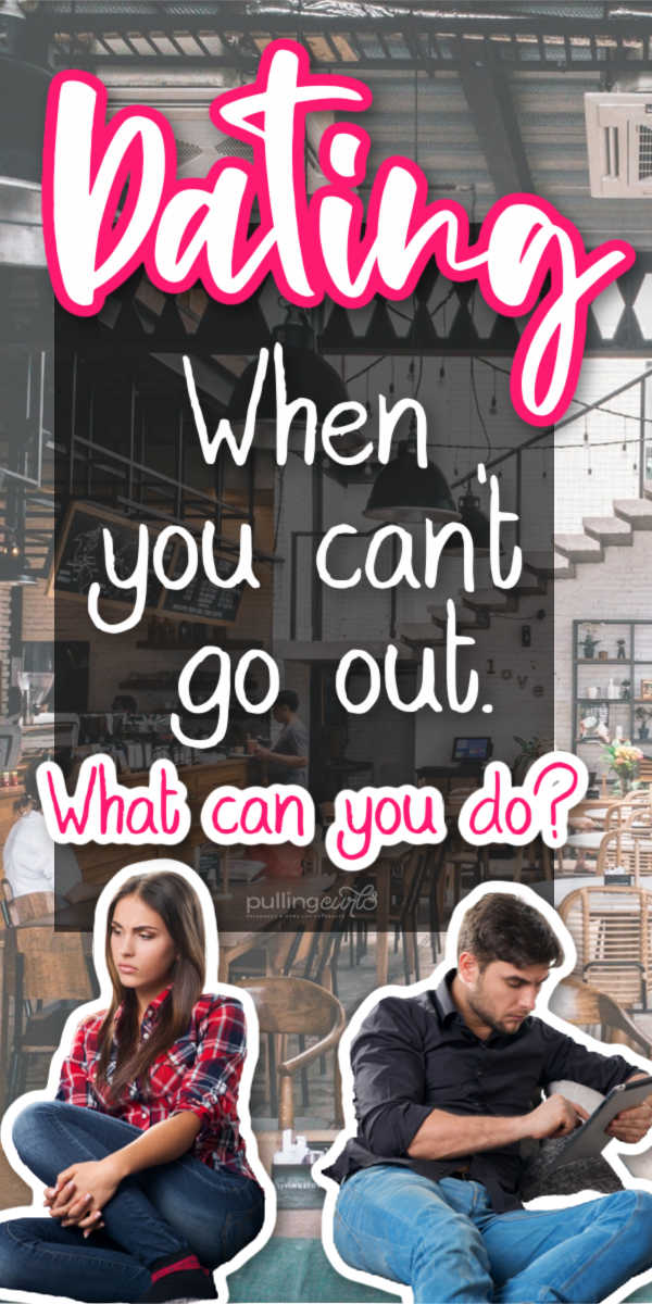 What do you do when you REALLY need to date, but you just can't. What can you do at home? via @pullingcurls