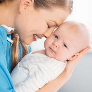 Postpartum Recovery Tips:  Healing your placenta scab self care