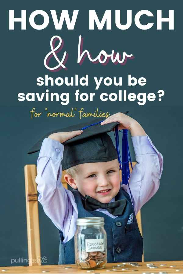 How do you save for college, what should you plan for and WHEN should you start saving for your kids for college? Today, financial planner Joel Cundick (and father to many teens) will come on and talk to us about what we can be doing no matter our income level today. via @pullingcurls