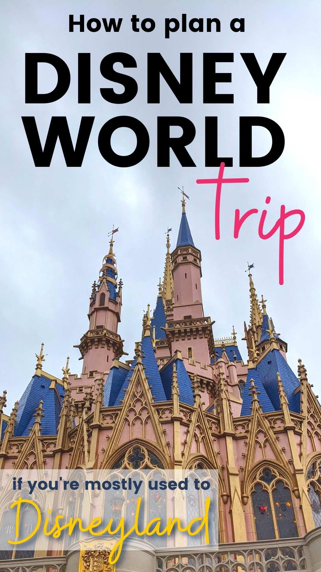 Top 6 Difference Between Disneyland and Disney World via @pullingcurls
