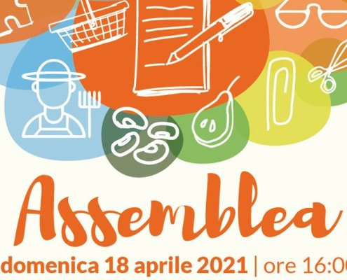 Assemblea Straordinaria Pulmino Contadino 16 aprile 2021