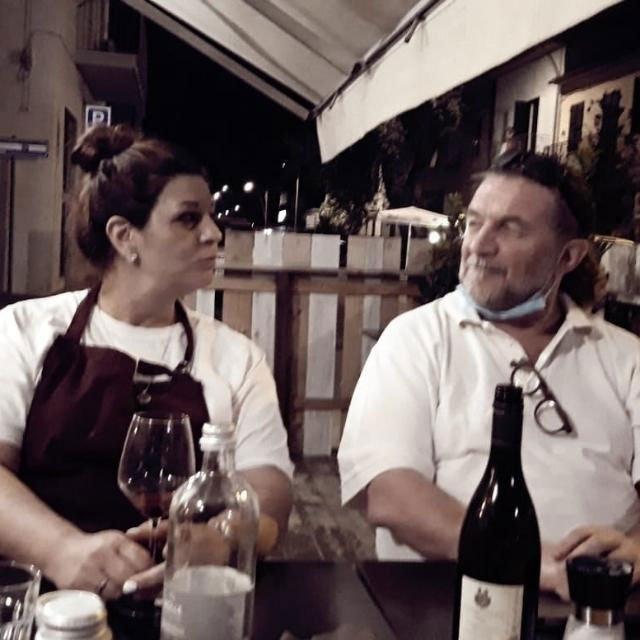16 giugno 2021 - Show Cooking biodiverso - Pulmino contadino - Beatrice Tosi cuoca