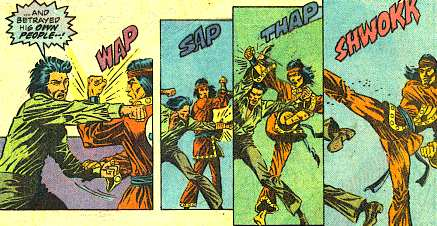 Master of Kung Fu Shang chi