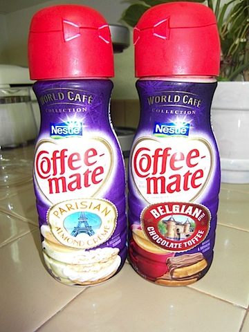 Coffee-mate European Flavors
