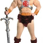 Be He-Man this Halloween