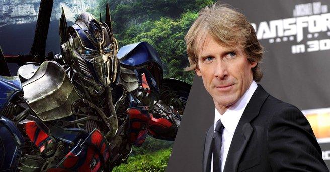 Michael Bay lascerà il mondo dei Transformers