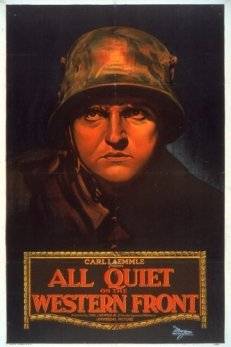 All Quiet on the Western Front (All'Ovest Niente di Nuovo, 1930) dir. Lewis Milestone