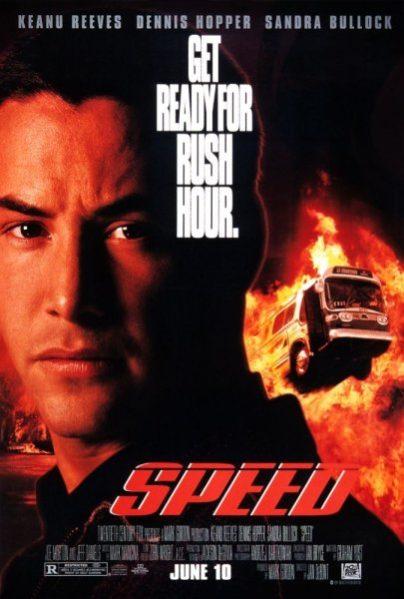 Speed (1994) dir. Jan de Bont