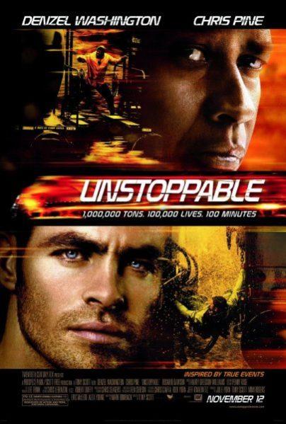 Unstoppable ( Unstoppable - Fuori Controllo, 2010) dir. Tony Scott
