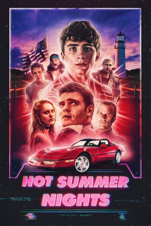 Hot Summer Nights - Timothée Chalamet