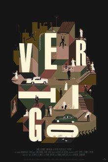 """""""VERTIGO"""" Poster Artist: Adam Simpson"""