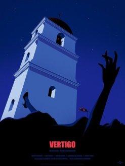 """""""VERTIGO"""" Poster Artist: Thomas Danthony"""