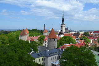You too could marvel at the historic sights of Tallinn in Estonia. (source – Pulped Travel)