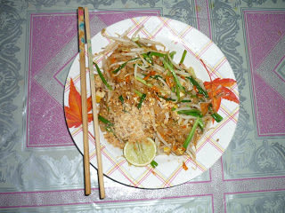 Pad Thai in Chiang Mai. (source – Pulped Travel)