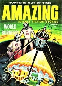 AMAZING SCIENCE FICTION STORIES - FEBRUARY, 1959