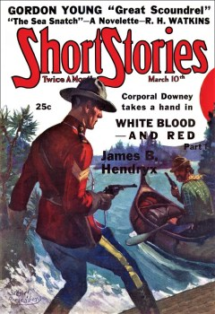 SHORT STORIES - March 10th, 1938