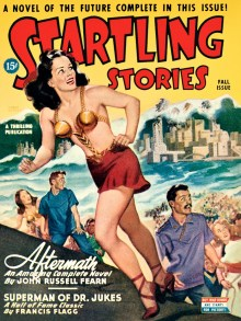 STARTLING STORIES - Fall, 1945