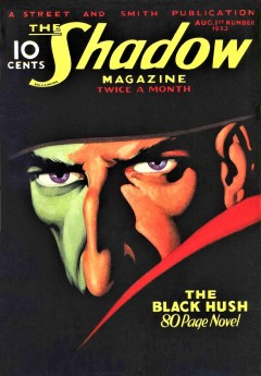 THE SHADOW - August 1st, 1933