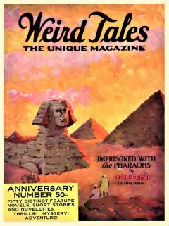 WEIRD TALES - May, June, July 1924
