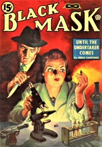BLACK MASK - June, 1945