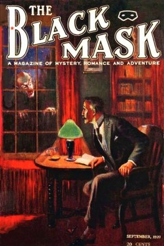 BLACK MASK - September, 1920