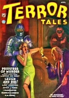 TERROR TALES - April, 1936