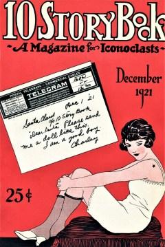 10 STORY BOOK - December 1921