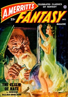 A. MERRITT'S FANTASY MAGAZINE - October 1950