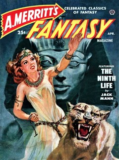 A. MERRITT'S FANTASY MAGAZINE - April 1950