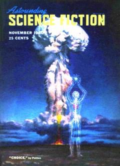 ASTOUNDING SCIENCE FICTION - November 1950