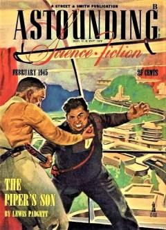 ASTOUNDING SCIENCE FICTION - February 1945