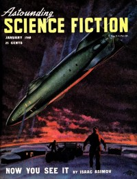 ASTOUNDING SCIENCE FICTION - January 1948