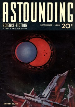 ASTOUNDING SCIENCE FICTION - September 1940