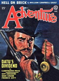 ADVENTURE - January 1947