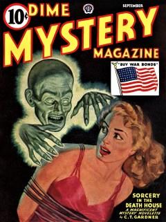 READ - DIME MYSTERY - September 1943