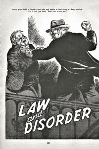 READ - LAW AND DISORDER