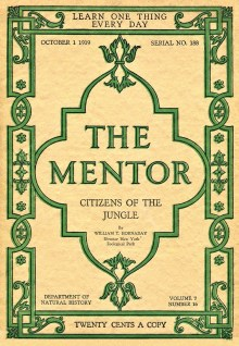 THE MENTOR - October 1, 1919