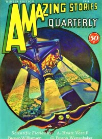 AMAZING STORIES QUARTERLY - Winter 1931