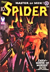 THE SPIDER  PULP MAGAZINE
