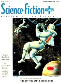 SCIENCE FICTION PLUS - May 1953